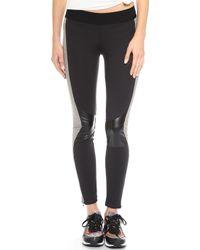 Heroine Sport - Jogging Trousers - Gunmetal/Black - Lyst