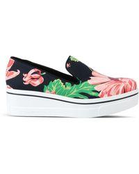 Stella McCartney   Floral Binx Loafers   Lyst