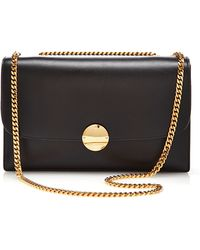Marc Jacobs Big Box Leather Trouble Bag in Black - Lyst