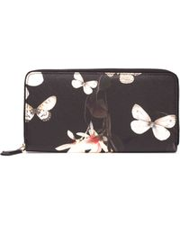 Givenchy Magnolia Wallet - Lyst
