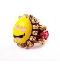 Bijoux De Famille - Simley Ring - Lyst