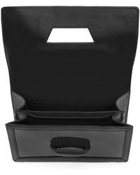 Loewe | Barcelona Leather Shoulder Bag | Lyst