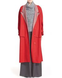 Vika Gazinskaya - Reversible Trench Coat - Lyst