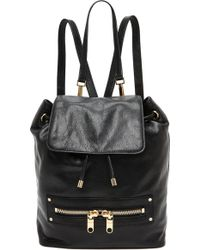 Milly Riley Backpack  Black - Lyst