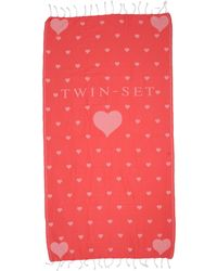 Twin Set | Beach Towel | Lyst