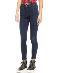 Goldsign Virtual Skinny Jeans - Chelsea - Lyst