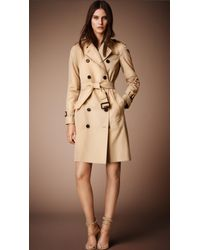 Burberry The Westminster Heritage Trench Coat - Lyst