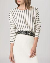 Maje Sweater  Kroisette - Lyst
