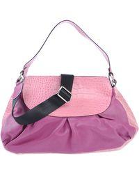 Pinko Pink Handbag - Lyst