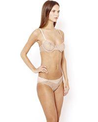 Morgan Lane | Scarlett Panty In Nude Ballet | Lyst