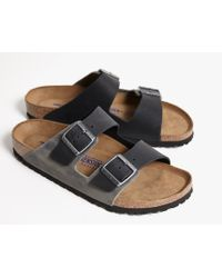 James Perse Birkenstock Mens Arizona Birkoflor Sandal - Lyst