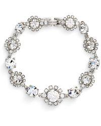 Marchesa | 'flower' Bracelet | Lyst