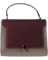 Anya Hindmarch Red Handbag - Lyst