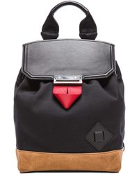 Alexander Wang Prisma Backpack - Lyst