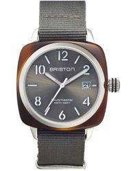 Briston - Nato Strap Watch - Lyst