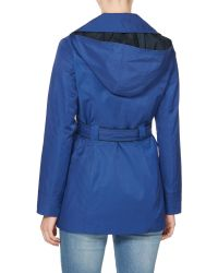 Halifax Traders - Belted Trench Coat - Lyst