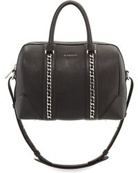 Givenchy Lucrezia Sugar Chain Satchel Bag - Lyst