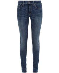 Polo Ralph Lauren Tompkins Skinny Jeans - Lyst