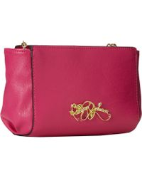 Betsey Johnson Sincerely Yours Crossbody - Lyst
