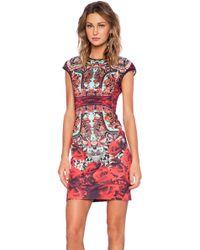 Clover Canyon Rose Matador Dress - Lyst
