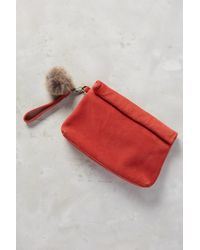 Miss Albright | Mettalise Clutch | Lyst