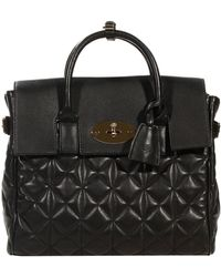 Mulberry Black Handbag Woman - Lyst