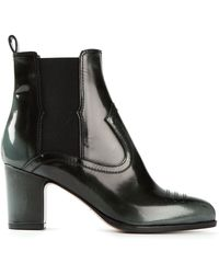 Maison Margiela Western Style Boots - Lyst
