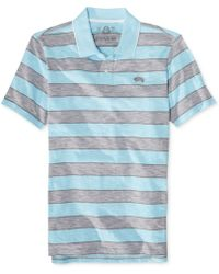 American Rag Striped Feeder Polo - Lyst