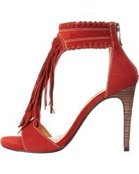 Chinese Laundry Red Santa - Lyst
