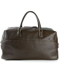 Canali Classic Holdall - Lyst
