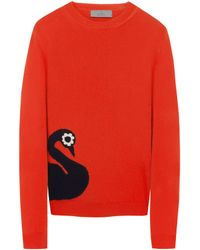 Mulberry Mini Swan Jumper - Lyst