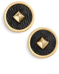 Rachel Zoe - 'prestley Pyramid' Stud Earrings - Lyst