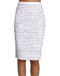 Dior Skirt Woman - Lyst