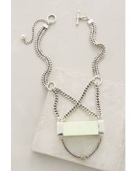 Maniamania - Alcina Pendant Necklace - Lyst