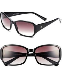 Converse - 'plugged In' 58mm Sunglasses - Lyst