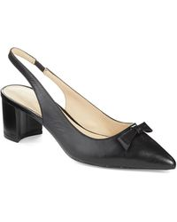 Nine West Ida Slingback Pumps - Lyst