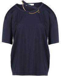 Stella McCartney | Midnight Falabella T-shirt | Lyst