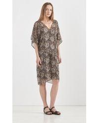 Figue Lupita Dress multicolor - Lyst