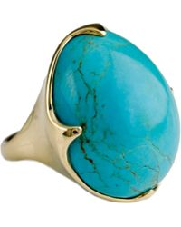 Ippolita - 18k Rock Candy Crown Ring In Turquoise - Lyst