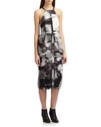 Rachel Comey Aten Silkcotton Dress - Lyst
