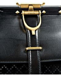 Gucci Lady Stirrup Bag - Lyst