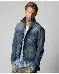 Denim & Supply Ralph Lauren Denim Jacket - Lyst
