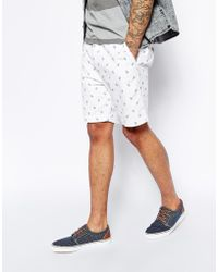 Penfield Shorts with Paisley Print - Lyst
