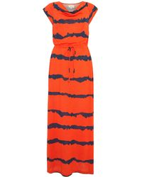 Linea Weekend Tie Dye Maxi Dress - Lyst