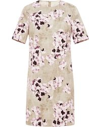 Giambattista Valli Floralprint Dress - Lyst