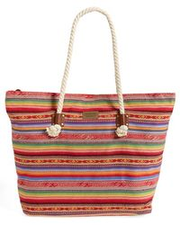 Rip Curl | 'sunset Surf' Tote | Lyst