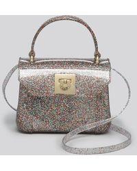 Furla Crossbody - Candy Bon Bon Mini Glitter - Lyst