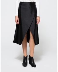 C/meo Collective One Life Skirt black - Lyst