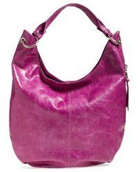 Hobo Gardner Leather Shoulder Bag - Lyst