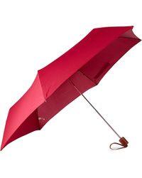 Longchamp Le Pliage Losange Umbrella Hortensia - Lyst